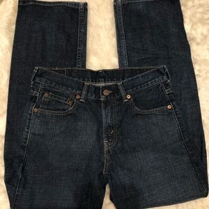 Boy's LEVI'S 550 Relaxed Fit Jeans, size 14 reg